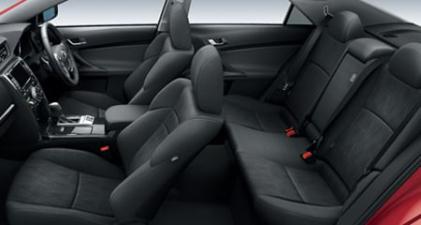 トヨタ マークX 250G リラックスセレクション (2009年10月モデル)