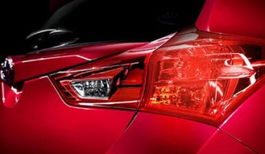 トヨタ オーリス 150X Sパッケージ (2012年8月モデル)