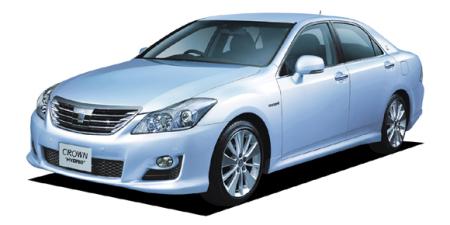 トヨタ クラウンハイブリッド ハイブリッド スタンダードパッケージ (2008年5月モデル)