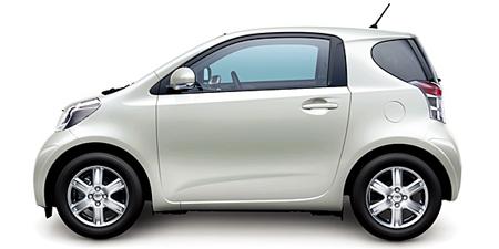 トヨタ iQ 100X (2012年5月モデル)