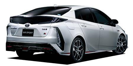 トヨタ プリウスPHV Sナビパッケージ・GRスポーツ (2020年7月モデル)