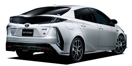 トヨタ プリウスPHV S GRスポーツ (2020年7月モデル)
