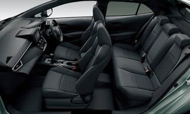 トヨタ カローラスポーツ ハイブリッドG X (2018年6月モデル)
