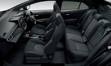 トヨタ カローラスポーツ ハイブリッドG Z (2018年6月モデル)