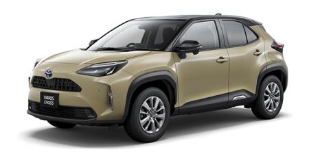 トヨタ ヤリスクロス ハイブリッドG (2020年8月モデル)