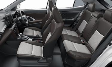 トヨタ ヤリスクロス ハイブリッドZ (2020年8月モデル)