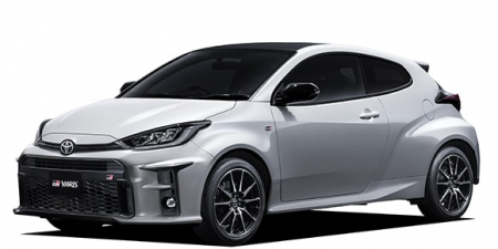 トヨタ GRヤリス RC (2020年9月モデル)