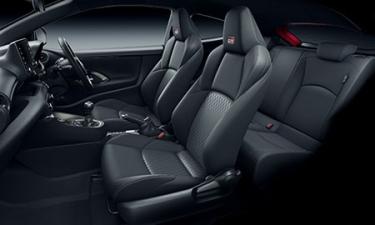 トヨタ GRヤリス RZ (2020年9月モデル)