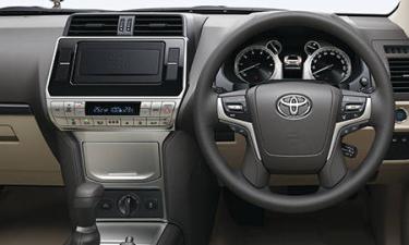 トヨタ ランドクルーザープラド TX Lパッケージ (2017年9月モデル)