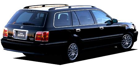 トヨタ クラウンエステート アスリート (1999年12月モデル)