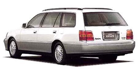 トヨタ クラウンエステート アスリートFour (2000年8月モデル)