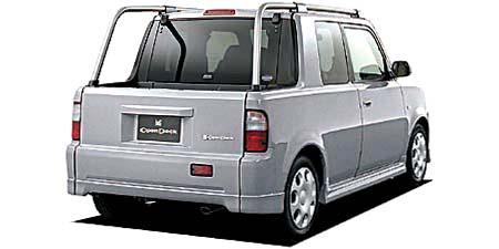 トヨタ bB オープンデッキ (2001年6月モデル)