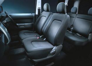 トヨタ bB S Wバージョン (2003年4月モデル)