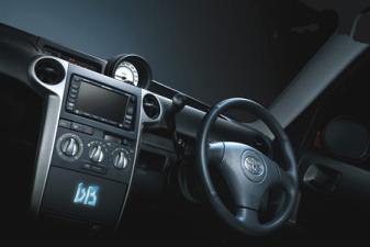 トヨタ bB Z Xバージョン (2004年4月モデル)