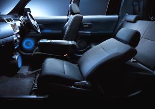 トヨタ bB Z エアロ-Gパッケージ (2008年10月モデル)