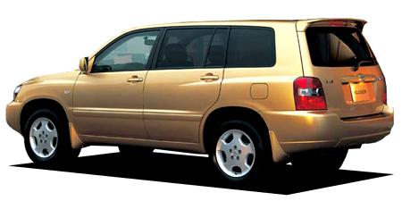 トヨタ クルーガーV 3.0S (2003年8月モデル)