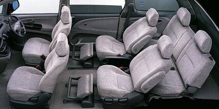 トヨタ エスティマハイブリッド ベースグレード (2001年6月モデル)