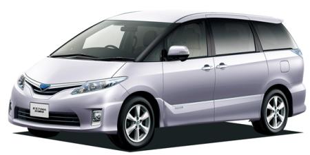 トヨタ エスティマハイブリッド G (2009年12月モデル)