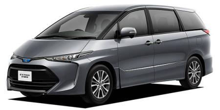 トヨタ エスティマハイブリッド アエラス スマート (2019年10月モデル)