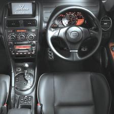 トヨタ アルテッツァジータ AS300 Lエディション (2003年8月モデル)