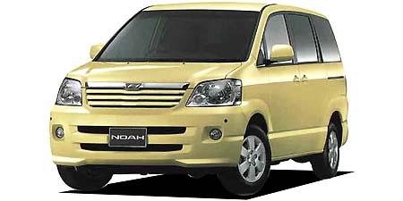 トヨタ ノア L (2003年8月モデル)
