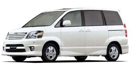 トヨタ ノア S Gセレクション (2003年8月モデル)