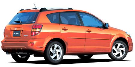トヨタ ヴォルツ S (2003年8月モデル)