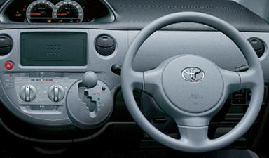 トヨタ シエンタ X Sエディション (2006年5月モデル)