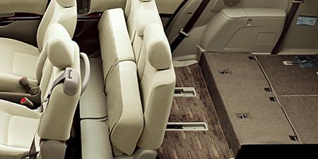 トヨタ アイシス プラタナ Vセレクション (2011年6月モデル)