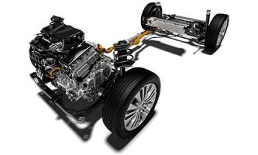 トヨタ ハリアーハイブリッド Z (2020年6月モデル)