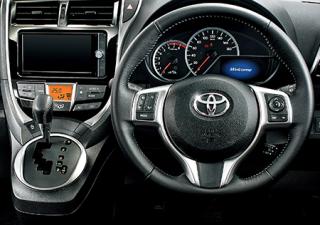 トヨタ ラクティス G プライムスタイル (2014年5月モデル)