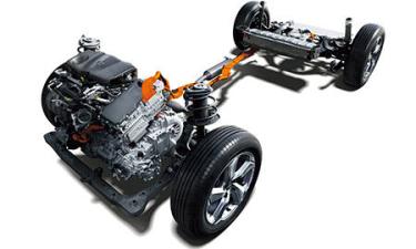 トヨタ RAV4 X (2020年8月モデル)