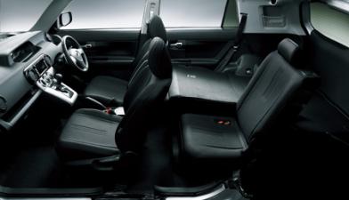 トヨタ カローラルミオン 1.8S (2007年10月モデル)