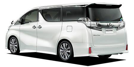 トヨタ ヴェルファイア 2.5Z Aエディション (2015年1月モデル)