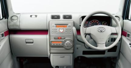 トヨタ ピクシススペース X (2014年4月モデル)