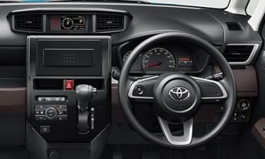 トヨタ ルーミー G (2020年9月モデル)