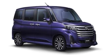 トヨタ ルーミー カスタムG-T (2020年9月モデル)
