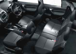 トヨタ RAV4 L ワイドスポーツ (2003年8月モデル)