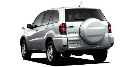 トヨタ RAV4 L X Gパッケージ (2003年8月モデル)