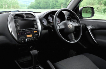 トヨタ RAV4 L X (2003年8月モデル)