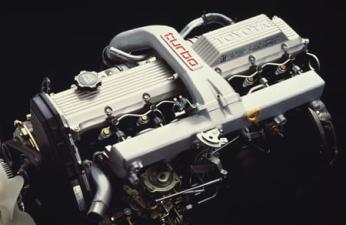 トヨタ ランドクルーザー80 バン VX (1989年10月モデル)