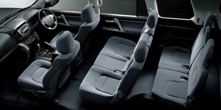 トヨタ ランドクルーザー AX Gセレクション (2009年5月モデル)
