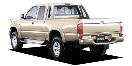 トヨタ ハイラックススポーツピックアップ ダブルキャブ ワイドボディ (2001年8月モデル)