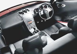 日産 フェアレディZ バージョンST (2002年7月モデル)