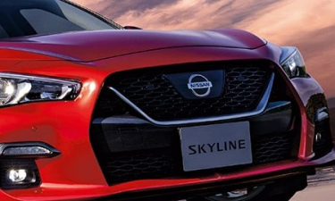 日産 スカイライン ハイブリッド GT タイプP (2020年9月モデル)