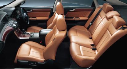 日産 フーガ 350GTスポーツパッケージ (2004年10月モデル)