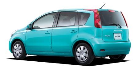 日産 ノート 15X (2009年4月モデル)