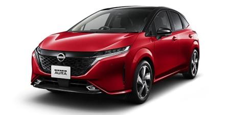 日産 オーラ G レザーエディション (2021年8月モデル)