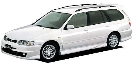 日産 プリメーラワゴン 2.0G (1998年9月モデル)