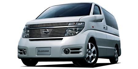 日産 エルグランド ハイウェイスター (2003年8月モデル)